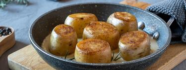 Receta de patatas fondant: tan tiernas que se funden en la boca