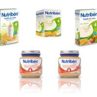 Echamos un vistazo al etiquetado de los productos Nutribén de 4 meses (I)