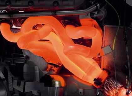 El motor V8 del nuevo BMW M3