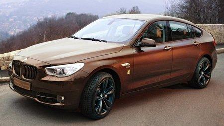 BMW Serie 5 Gran Turismo Trussardi, una edición muy a la moda