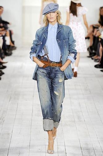 Ralph Lauren, Primavera-Verano 2010 en la Semana de la Moda de Nueva York II