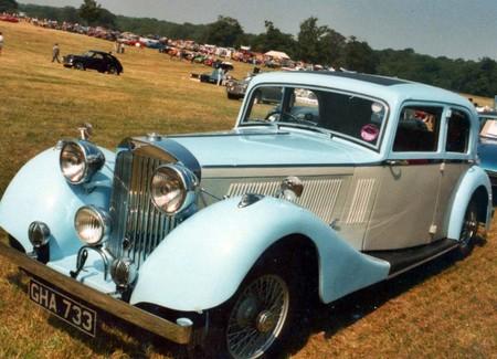 Jensen S Type 1938