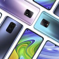 Redmi 10X 5G y 10X Pro: la nueva familia de Xiaomi estrena el nuevo Dimensity 820 de MediaTek, con 5G y hasta cuatro cámaras