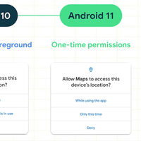 En Android 11 debes ir a los ajustes para dar permiso a una app para acceder a la ubicación en segundo plano