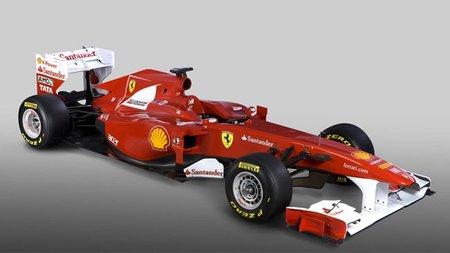 Ferrari presenta el F150