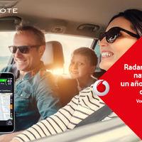 Alertas de radares, incidencias de tráfico y asistencia, ahora gratis un año con Coyote y Vodafone