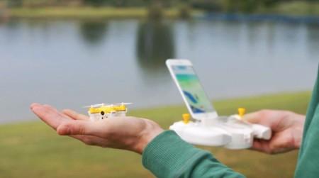 Este prototipo de drone te ayudaría a buscar Pokémon en Pokémon GO desde las alturas