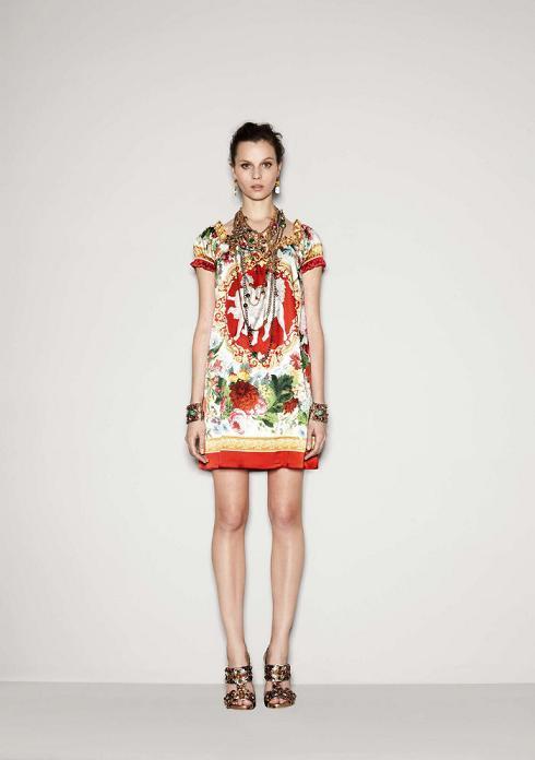 Foto de Dolce & Gabbana Fall 2011 (35/76)