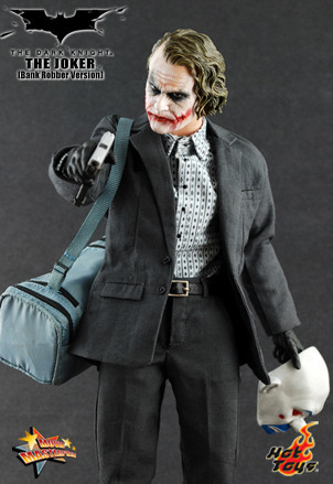 Figura del Joker, edición ladrón de bancos