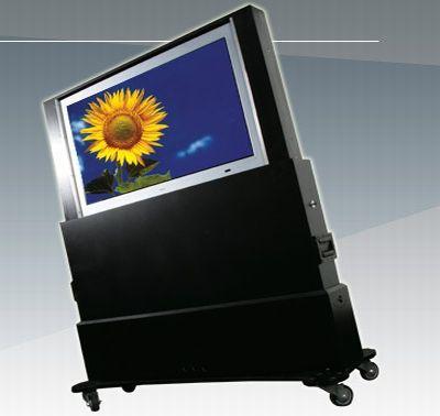 PlasmaRiser oculta tu televisión