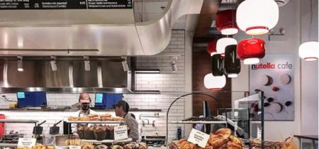La primera cafetería de Nutella se convierte en una de las principales atracciones turísticas de Chicago