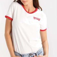 Por 13,95 euros y envío gratis podemos hacernos con esta camiseta Levi's Perfect Ringer en Zalando