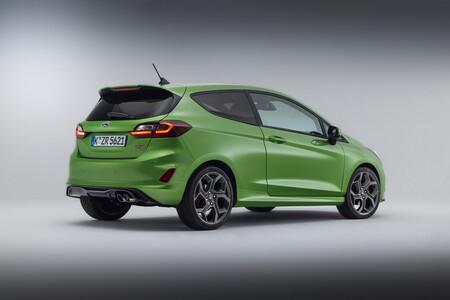 Ford Fiesta 2022 8