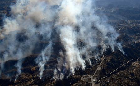 California siempre está ardiendo: sólo en 2018 se han incendiado más de 500.000 hectáreas