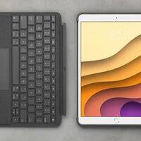 Protección y productividad: La funda con teclado Logitech Combo Touch está más barata en Macnificos: 117,99 euros