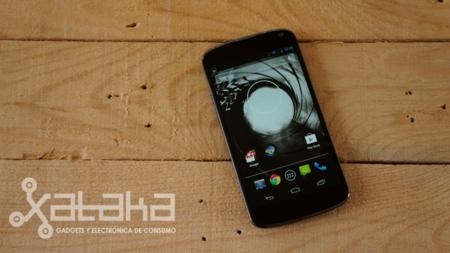Pantalla del Nexus 4