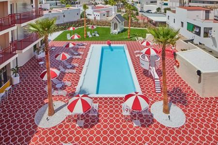 Hotel con piscina Ibiza