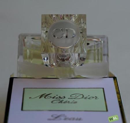 Miss Dior Chérie L´eau, perfume evocador