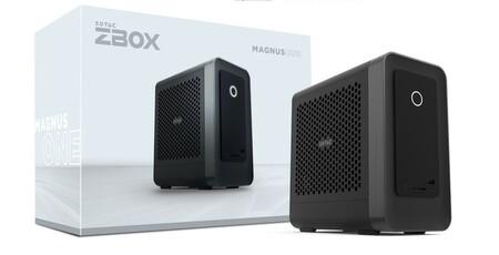 Zotac presenta el ZBOX Magnus One ECM53060C, un miniPC sobrado de potencia con CPU Intel Core i5, gráfica GeForce RTX 3060 y WiFi 6