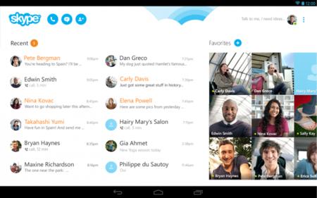 Skype apuesta al fin por mejorar su mensajería