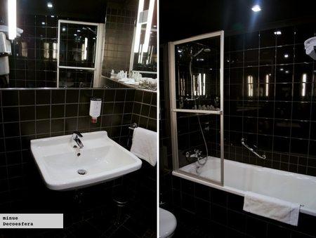 Hotel de Diseño Yasmin en Praga - baño