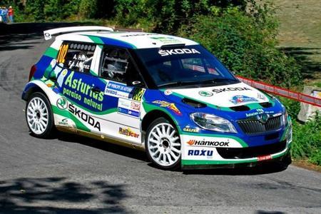 El Rally Príncipe de Asturias no se celebrará en 2013