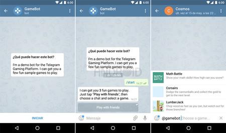 Telegram Gaming