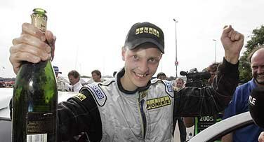 Confirmado Mikko Hirvonen en Ford