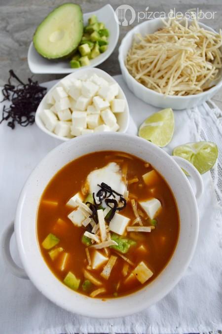 Sopa De Tortilla 3 1