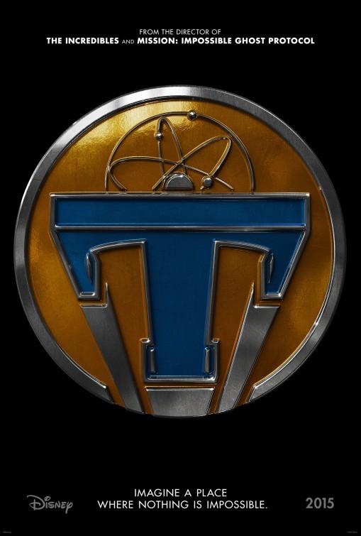 Foto de Carteles de la película 'Tomorrowland' (1/12)