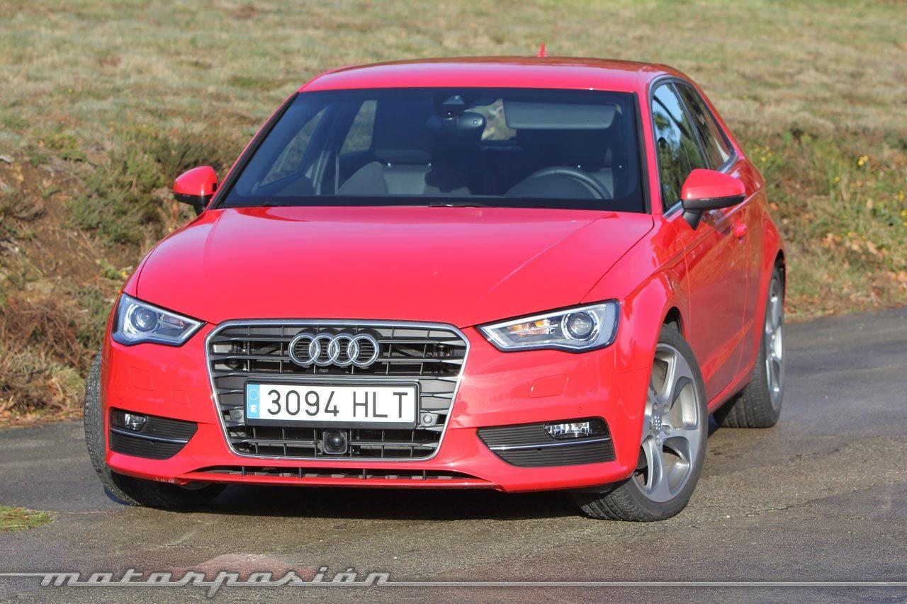 Foto de Audi A3 2.0 TDI (prueba) (19/52)