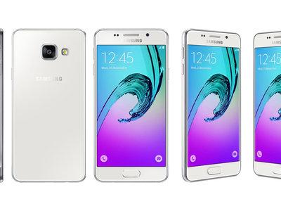 Samsung Galaxy A3 (2016) por 189 euros y envío gratis en Amazon