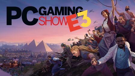 Sigue aquí en directo el PC Gaming Show del E3 2021 con las mejores novedades de PC [FINALIZADO]