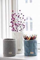 Botes para lápices muy abrigados, de Ferm Living