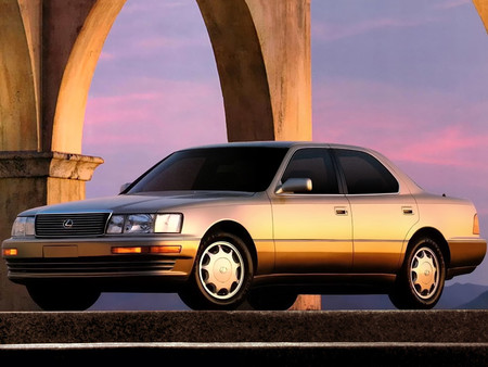 Lexus Ls400 Usa 1989