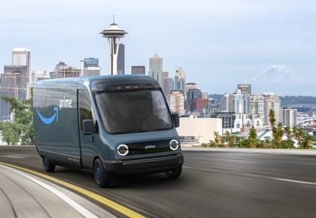 Amazon encarga 100.000 furgonetas eléctricas de reparto a Rivian, con entregas entre 2022 y 2030