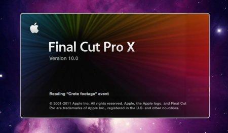 Final Cut Pro X, una nueva aplicación que sólo conserva el nombre
