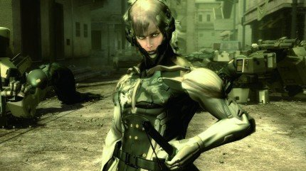Hideo Kojima habla de Metal Gear Solid 4 en la Comic-Con