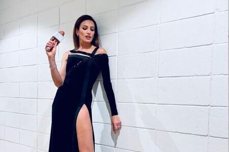 El lookazo de Nieves Álvarez en Eurovisión