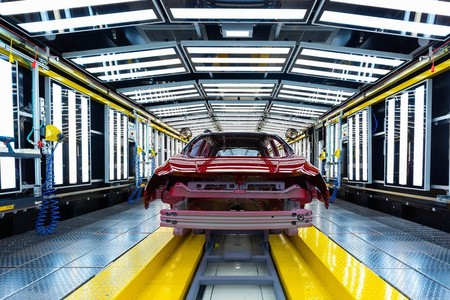 Nissan 500 Mil Unidades Producidas 5