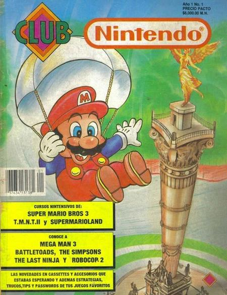 Hasta pronto, Revista Club Nintendo