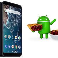 El Xiaomi Mi A2 empieza a actualizarse a Android 9 Pie, el Xiaomi Mi 2 Lite lanza su programa beta