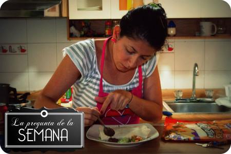 ¿Cocinas a diario o un día para toda la semana? La pregunta de la semana