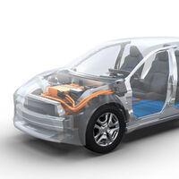 Toyota ya prepara su próximo coche 100% eléctrico: un SUV para el mercado europeo