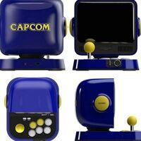 Así será la Retro Station, una máquina retro de Capcom con cinco juegos de Mega Man y otros cinco de Street Fighter