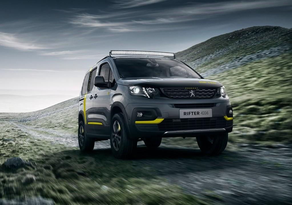 Foto de Peugeot Rifter 4x4 concept (7/13)