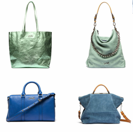 bolsos color bimba lola