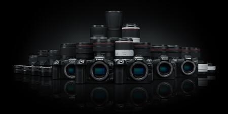 Canon actualiza el firmware de las EOS R5, R6 y 1D X Mark III para mejorar sus posibilidades fotográficas y de vídeo