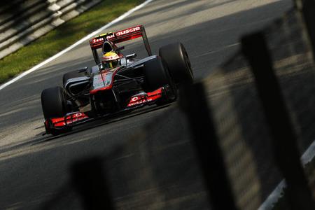 Lewis Hamilton se hace con la pole en el Gran Premio de Italia