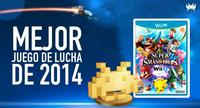Mejor juego de lucha de 2014 según los lectores de VidaExtra: Super Smash Bros. for Wii U